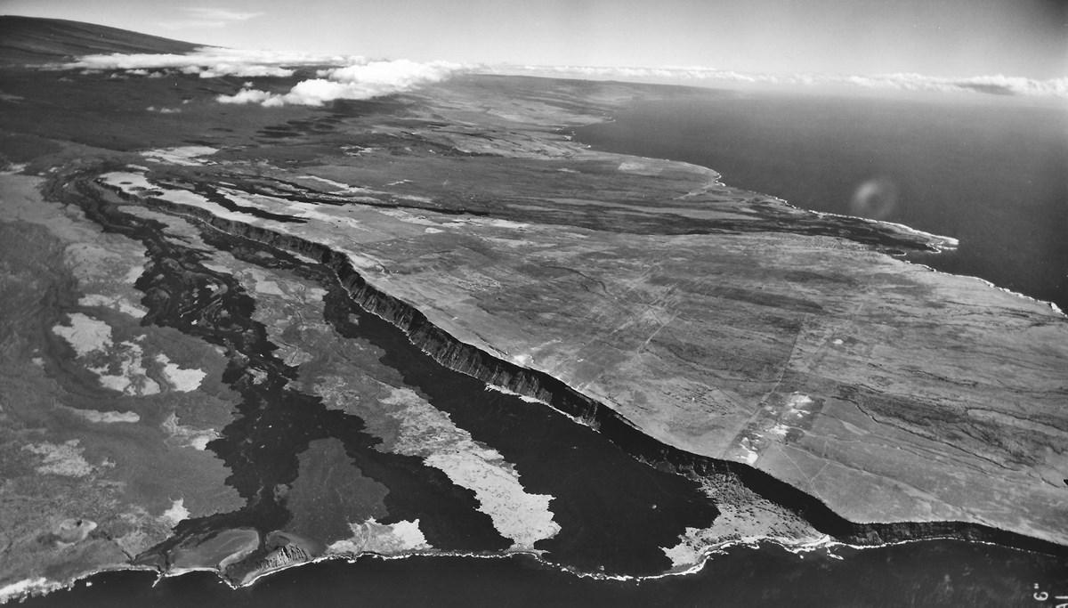 1868 Eruption of Mauna Loa - Hawai'i Volcanoes National Park (U.S. ...