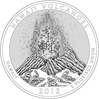 Commemorative 2012 quarter