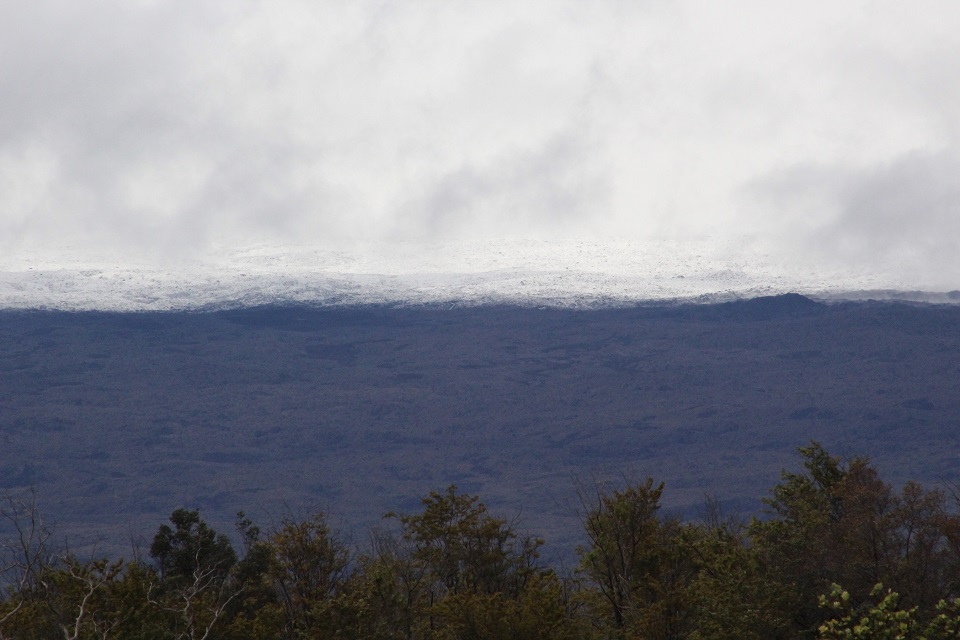 Winds Of Winter Release Date >> Mauna Loa Summit Closed Due to Winter Weather - Hawai'i Volcanoes National Park (U.S. National ...