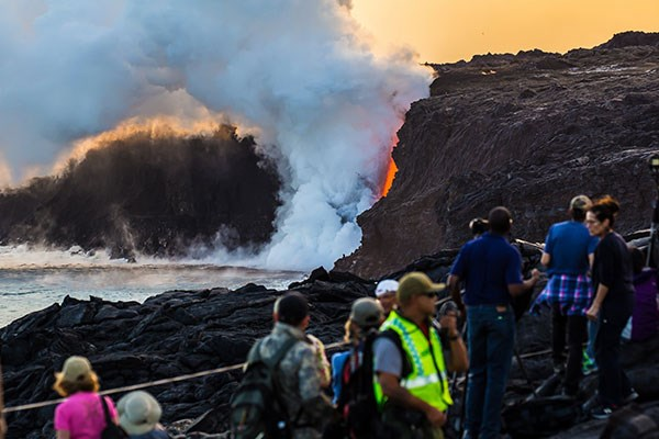 Hawai'i Volcanoes National Park's August 2017 Events - Hawai'i ...