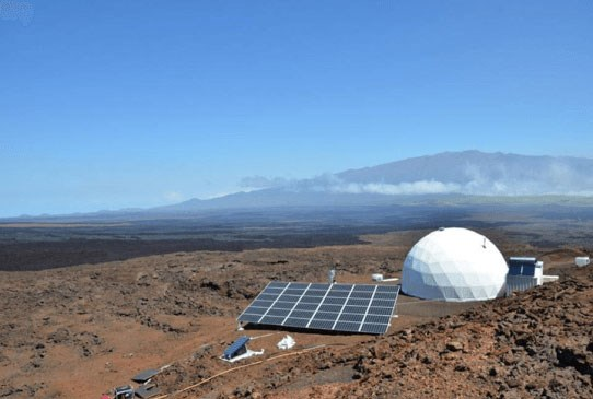 HI Seas Facility on Mauna Loa