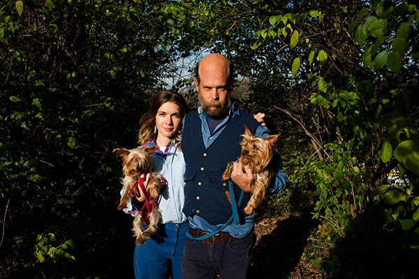 Elsa and Will Oldham