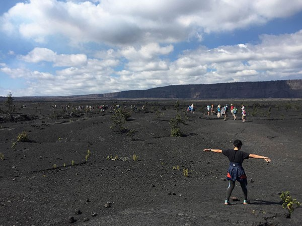 Guided Hike: Into the Volcano during National Park Week