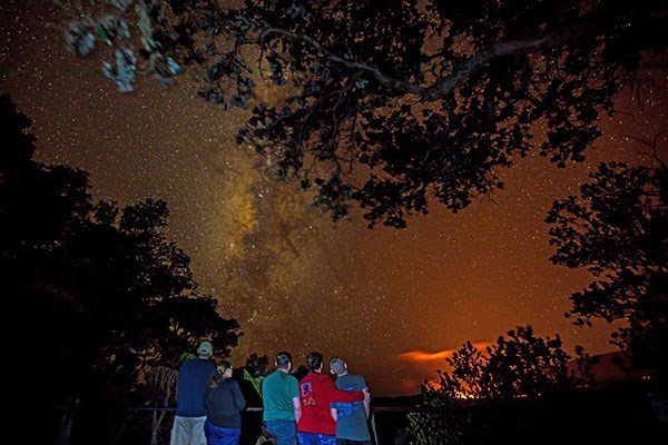 Milky Way Star Party