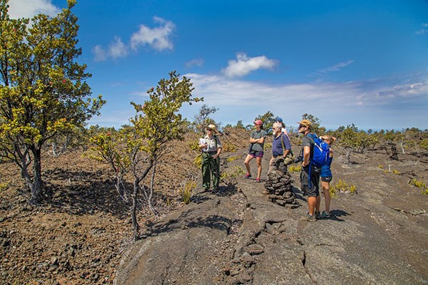 Nature & Culture guided hike in Kahuku
