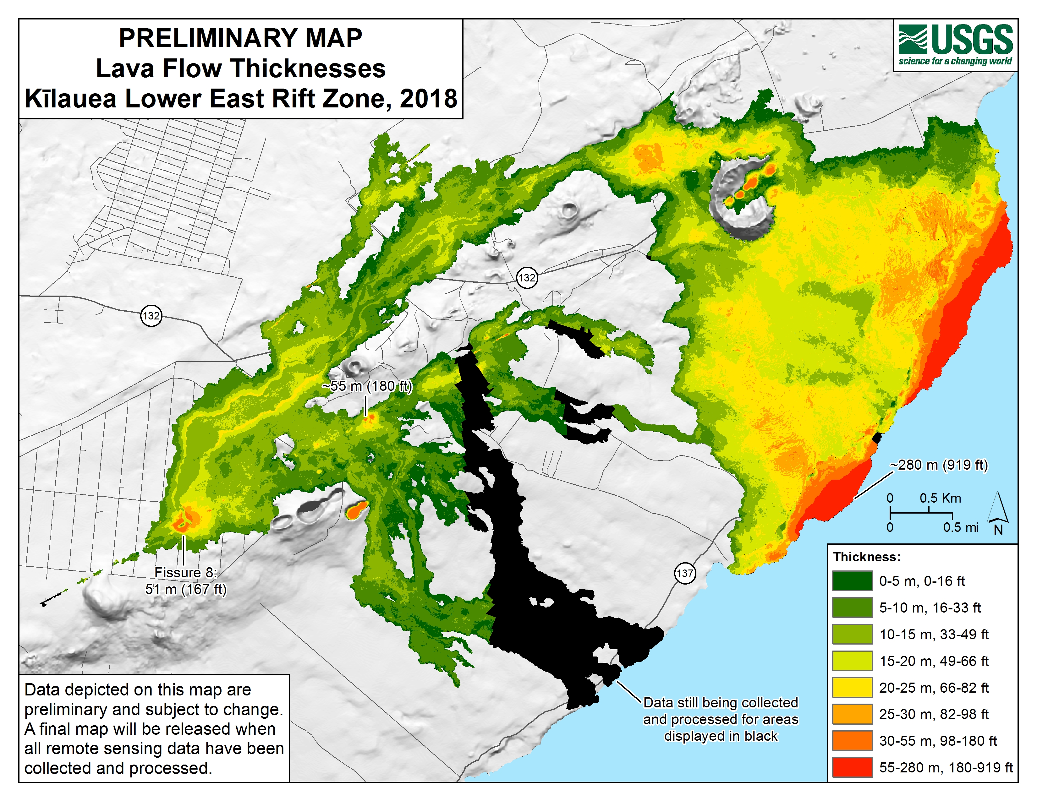 Whats Going On With The Volcano Hawaii Volcanoes National Park - Active-volcanoes-in-the-us-map