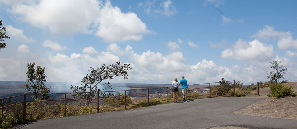 Kīlauea Overlook