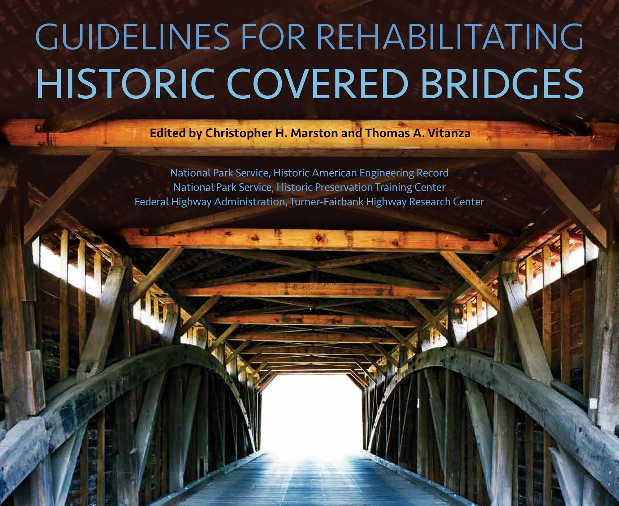 Publications National Covered Bridges Recording Project Habs