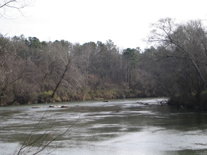 View of the Tallapoosa River