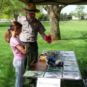 Jr Ranger bird program