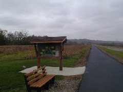 TriCounty Trail at Hopewell Mound Group