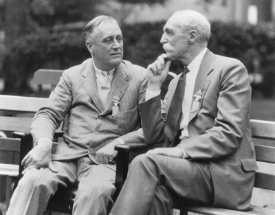 FDR with Gifford Pinchot