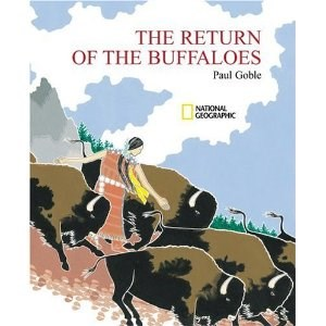 The Retunr of the Buffalos Book