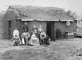 J D Troyer Sod House