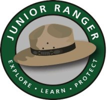Generic NPS junior ranger badge.