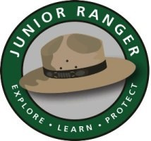 Junior Ranger logo.