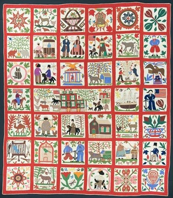 Reconciliation Quilt on display May 4-June 16