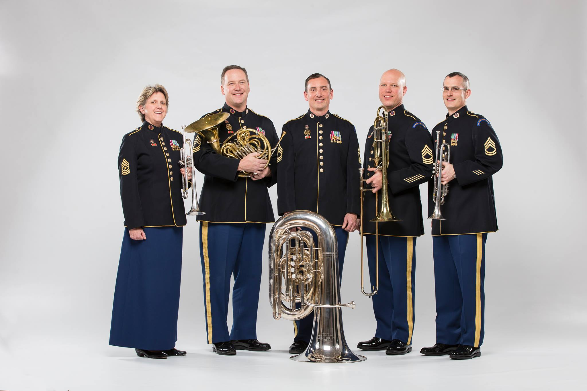United States Army Field Band Brass Quintet to perform at Naturalization Ceremony on June 14, 2016, 1 p.m. at Homestead National Monument of America.