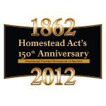 Homestead Act's 150th Anniversary
