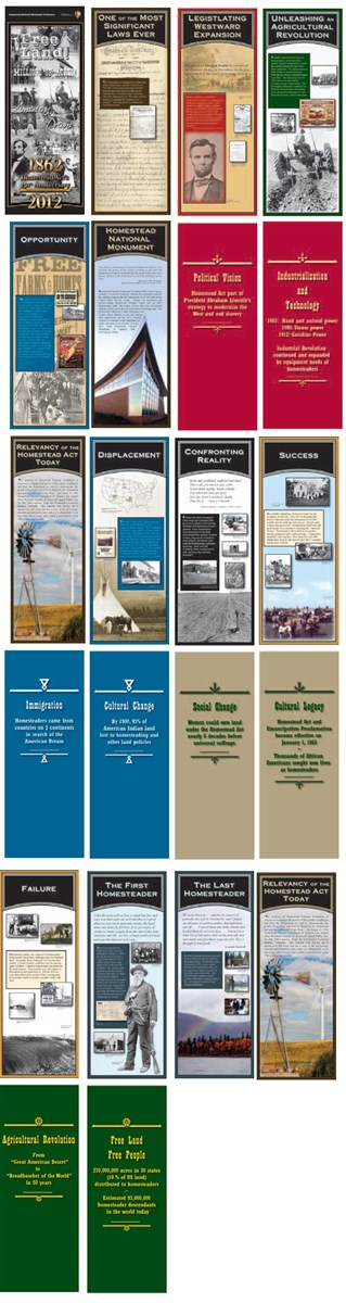 Traveling Exhibit Banners