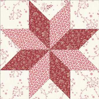 Free Star Flower Quilt Patterns : QUILTING PATTERNS LEMOYNE STAR FREE Quilt Pattern