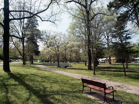 Whittington Park Hot Springs National Park U S