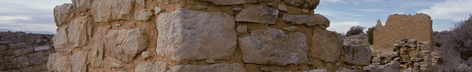 Architectural details from the Holly Site