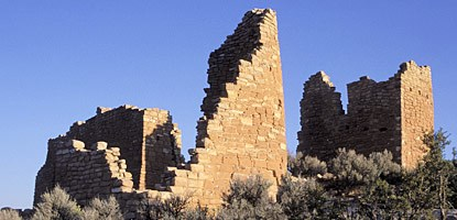 Hovenweep Castle, part of the Square Tower Group.