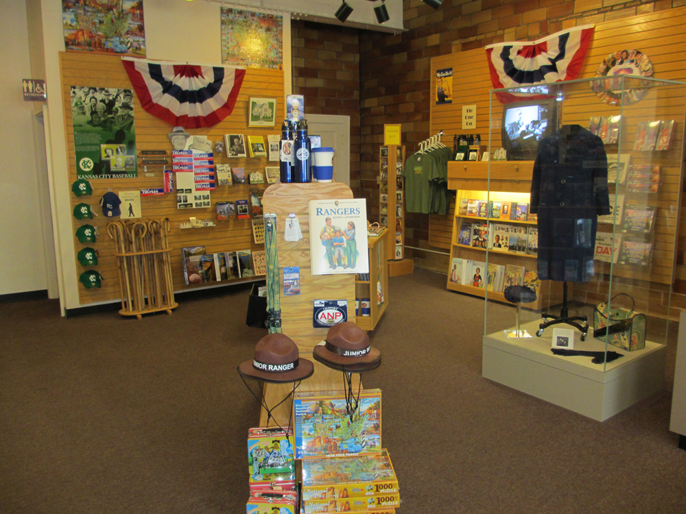Truman Bookstore and Gift Shop