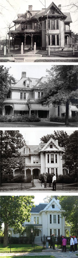 Truman Home through the years