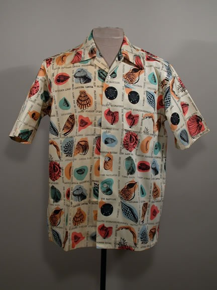 Sport shirt, Stinchfield. HSTR 17415.