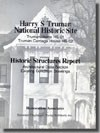 Historic Structures Report cover