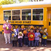 Navajo Head Start