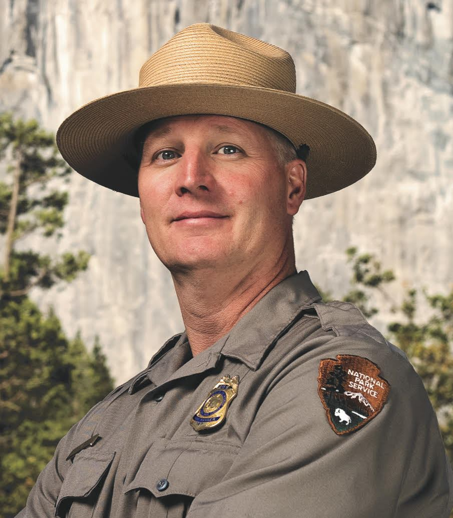Ice Age National Scenic Trail Superintendent Eric Gabriel