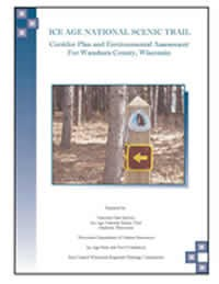 Cover of the Final Waushara County Corridor Plan and Environmental Assessment