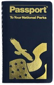 Cover of the Official passport to your National parks.
