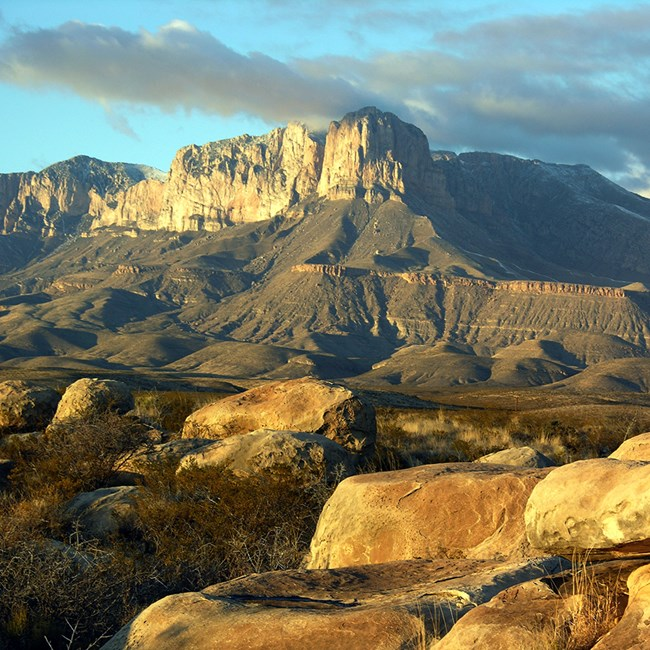 Inventory & Monitoring at Guadalupe Mountains National Park (U.S. National  Park Service)