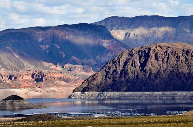 Lake Mead National Recreation Area has plenty of outdoor activities to keep you entertained!
