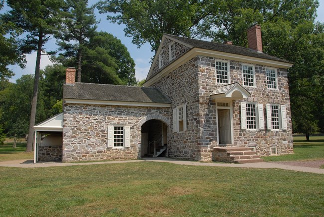 Inventory and Monitoring at Valley Forge National Historical Park (U.S. National Park Service)