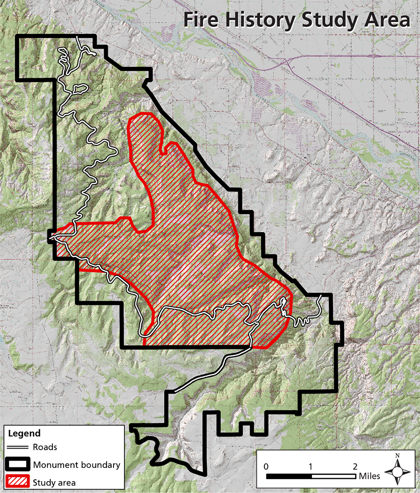 Connecting Fire History and Fire Management at Colorado National ...