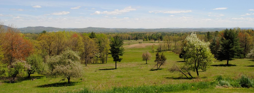 Sweeping fields of Saratoga NHP
