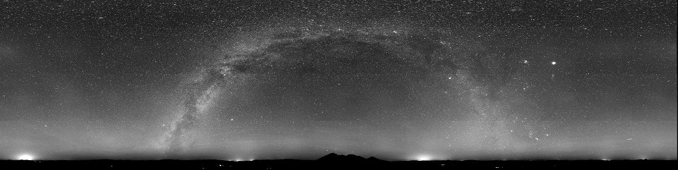 Night skies over Great Basin National Park