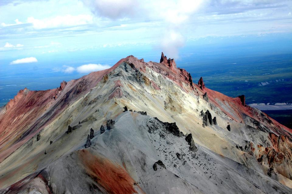 Volcanic Landforms: Intrusive Igneous - Geology (U.S ... - photo#37