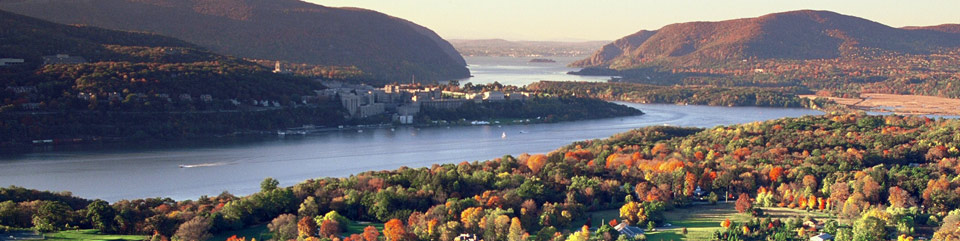 Pictures of River Valleys Hudson River Valley