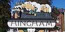 Picture of the Hingham (a Norfolk, UK village) town sign