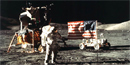 Apollo 17 moon landing