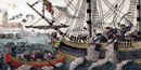 Boston Tea Party from Library of Congress Collection