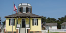The Hatteras Island Weather Station is one of only three remaining weather stations in the country.