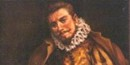 Oil painting of Francisco Vasquez de Coronado