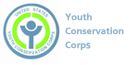 Youth Conservation Corps logo
